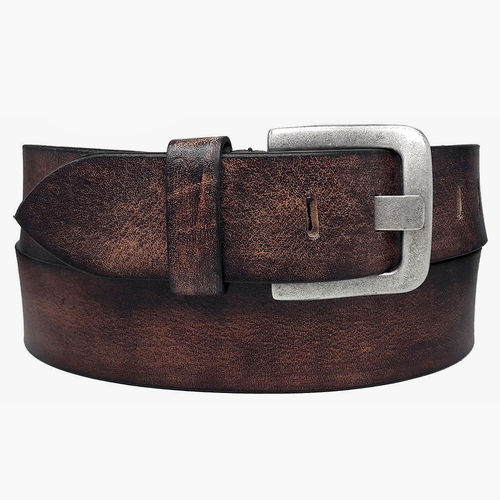 ZAKATTE • LEATHER BELT UP TO 120 CM