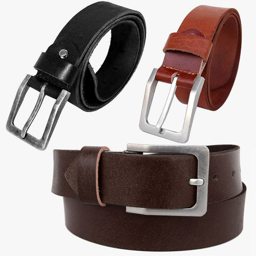 ZAKATTE • LEATHER BELT UP TO 165 CM
