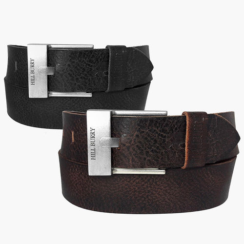 HILL-BURRY • LEATHER BELT UP TO 120 CM