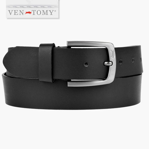 VEN-TOMY • LEATHER BELT UP TO 165 CM