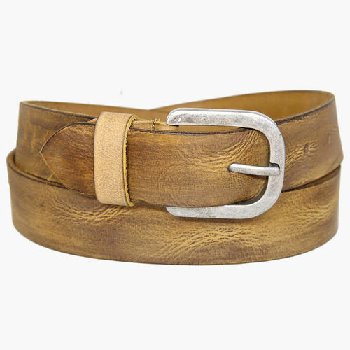 ZAKATTE •  LEATHER BELT UP TO 140 CM