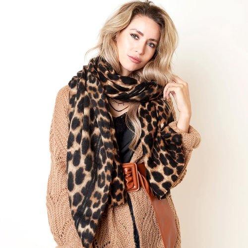 YEHWANG • High quality winter scarf