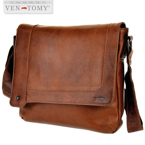 VEN-TOMY • Cross Body Bag aus Leder