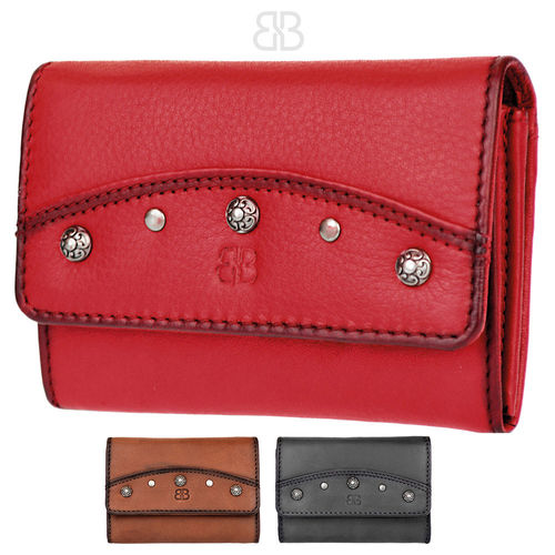 BELLICCI • Small leather Portemonnaie